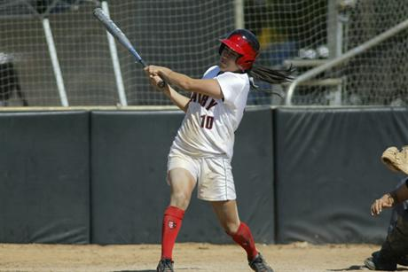 Softball Sweeps Bobcats on the Road