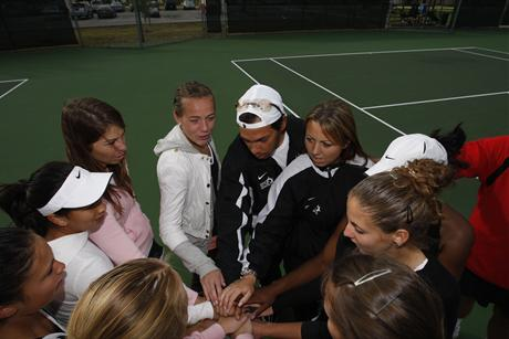 Women's Tennis Cancels Trip to Charlotte