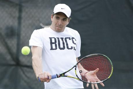 Men's Tennis Earns A West Coast Win
