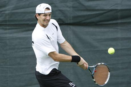 Men's Tennis Destroys Cal Poly Ponoma