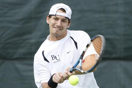 Men's Tennis Returns to Winning Ways