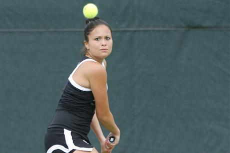 Women's Tennis Battles To Win Against Embry-Riddle