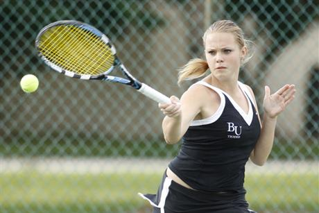 Women's Tennis Falls in SSC Play