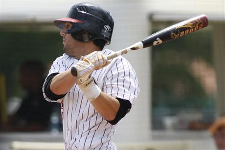 Baseball Slugs Way Past Saint Leo
