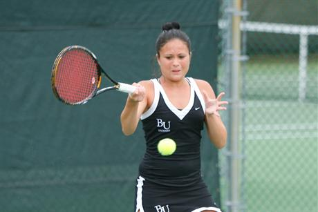 Women's Tennis Drops Final Regular Season Match
