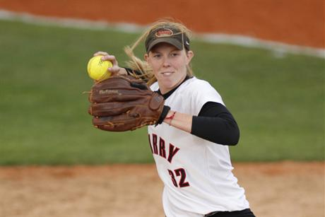 Softball Thumps Knights In Series Opener