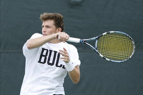 Men's Tennis Takes down Saint Leo in First Round of SSC Tournament