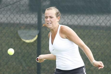 Women's Tennis Earns Birth in SSC Semifinal