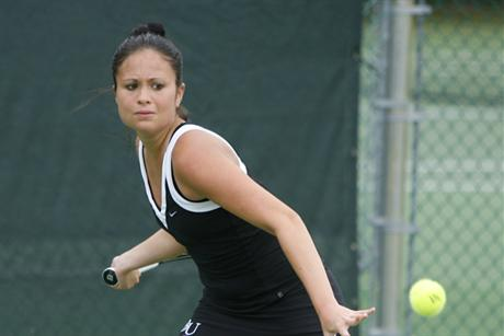 Women's Tennis Falls in SSC Semifinal