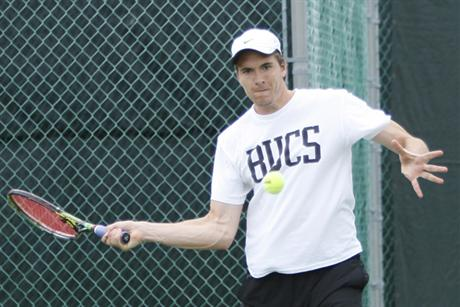Men's Tennis Earns Spot in SSC Championship
