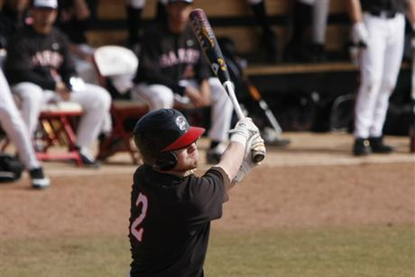 Baseball Homers Way Back To Drop Spartans