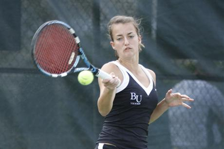 Women's Tennis Advances to Regional Final