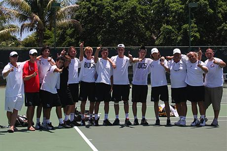 Men's Tennis Punches Tickets To Orlando