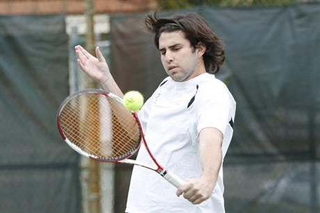 Men's Tennis Advances to Quarterfinals of NCAA Championships