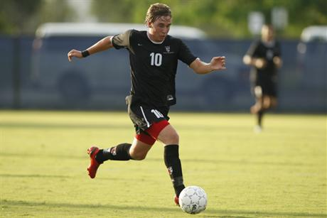 Men's Soccer Nips Panthers