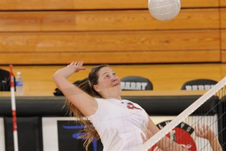 Volleyball Splits Pair on Final Day of Shark Invitational