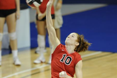 Volleyball Opens Pirate Invitational With Win Over Flagler