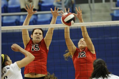 Volleyball Wins Twice In Five Sets To Close Out A Perfect Weekend