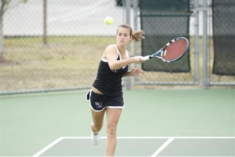 Buccaneers Bow out of Main Draw At Women's ITA Regional