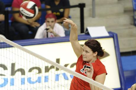 Volleyball Drops Heartbreaker to Florida Southern