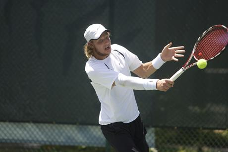 Men's Tennis Withdraws From ERAU Open