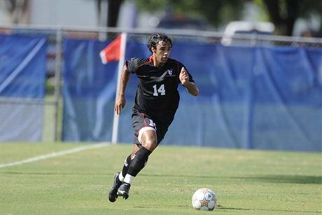 Men's Soccer Runs Out Of Time Against Tampa