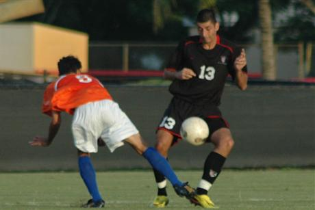 Men's Soccer Topples Sailfish