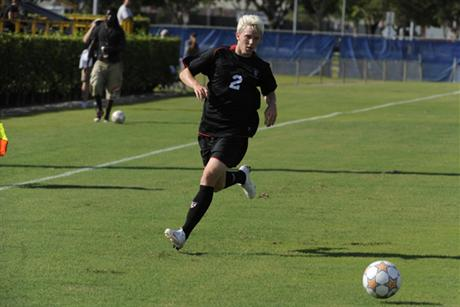 Men's Soccer Snuffs Florida Southern