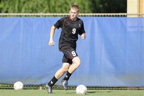 Men's Soccer: The Streak Continues