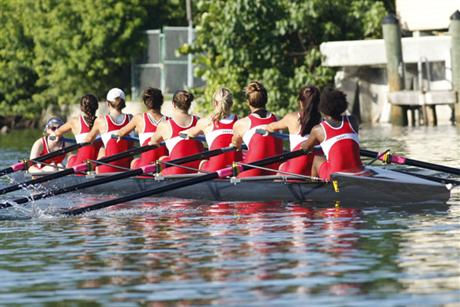 Barry Rowing Finishes 23rd at Head of the Charles Regatta