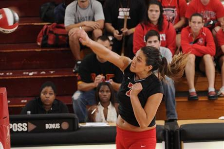 Volleyball Returns To Winning Ways Against Sailfish
