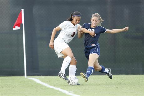 Women's Soccer Falls 2-0 To Knights