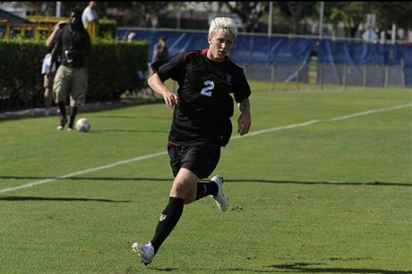 Knights End Men's Soccer Streak of Seven