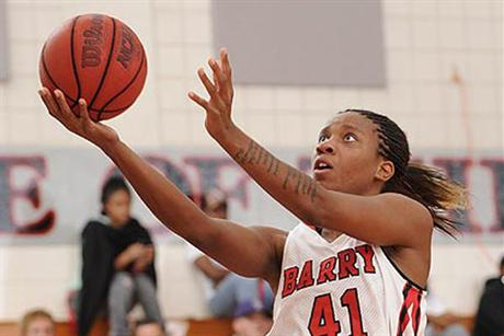 Women's Basketball Beats Up on Broward College in Exhibition