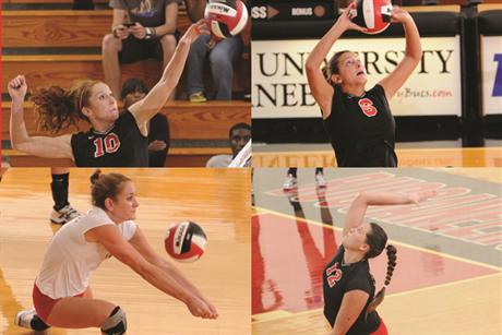 Volleyball Earns Third Stright Win On Senior Night
