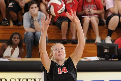 Volleyball Loses to Tritons