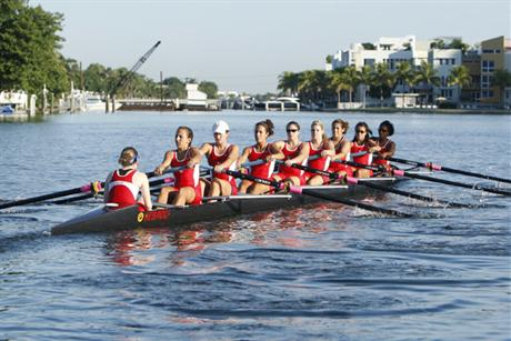 Rowing Claims Three Medals, Including Two Gold, At FIRA Fall Classic