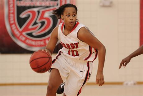 Women's Basketball Slays the Dragons