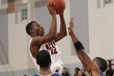 Men's Basketball Sinks Panthers