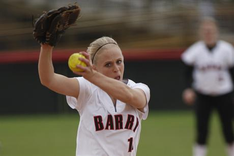 Softball Sweeps Bears