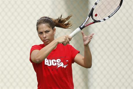 Season Opening Win for Women's Tennis