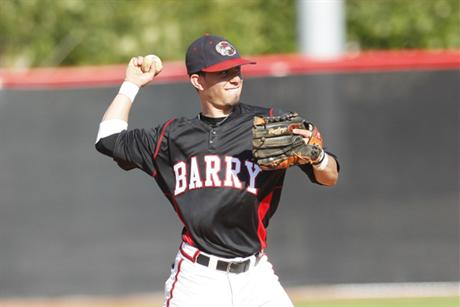 Baseball DropsTwo In South Carolina