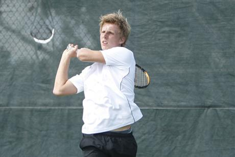 Men's Tennis Moves to 3-0