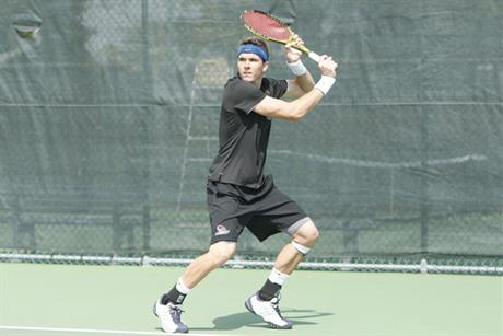 Men's Tennis Poaches the Panthers