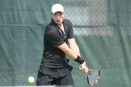 Men's Tennis Sinks Tars