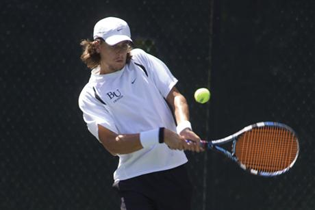 Men's Tennis Spears Tritons
