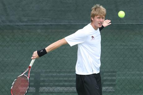 Men's Tennis Swats D-III Eagles