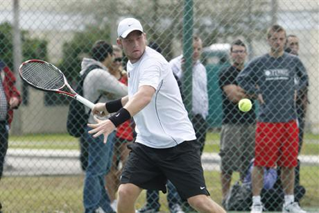 Men's Tennis Avoids Cancellation and Takes the Win
