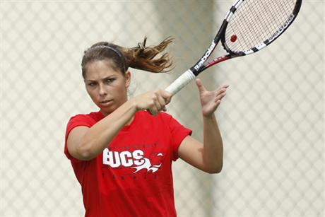 Women's Tennis Powers Past West Florida