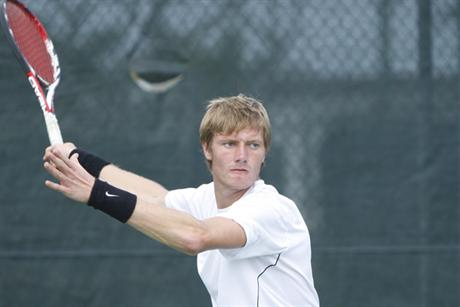 Men's Tennis Sinks Fifth-Ranked Sea Wariors